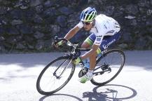 Cycling: 98th Tour of Italy 2015 / Stage 4 CHAVES Johan Esteban (COL) White Young Jersey / Chiavari - La Spezia (150Km)/ Giro Tour Ronde van Italie / Rit Etape /© Tim De Waele